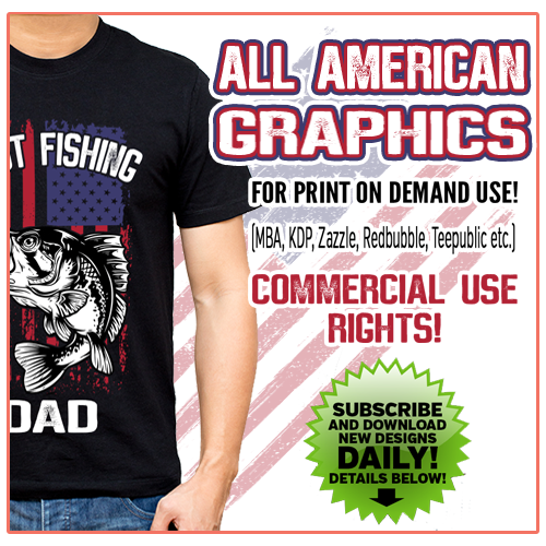 American Flag Graphics